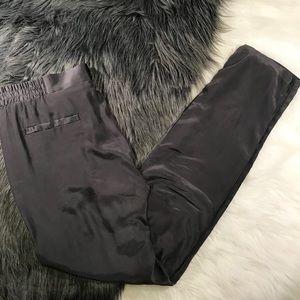 Anthropologie gray slacks